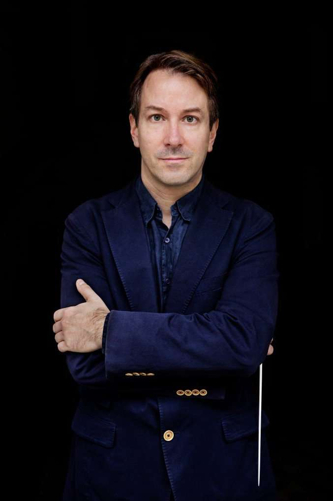 Felix Krieger – conductor