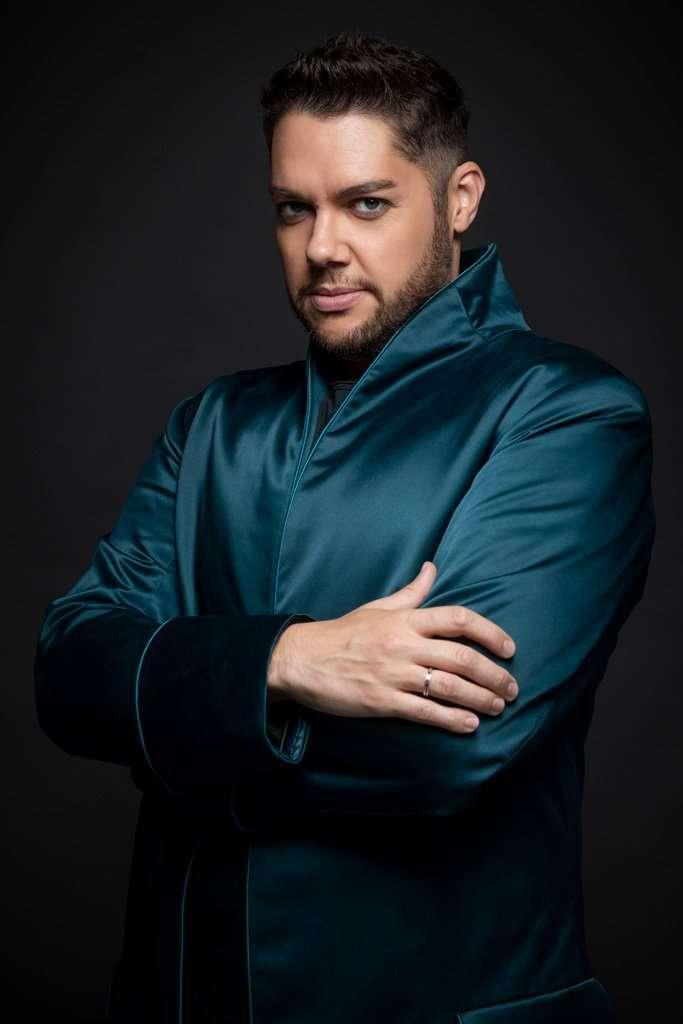 Edgardo Rocha - tenor