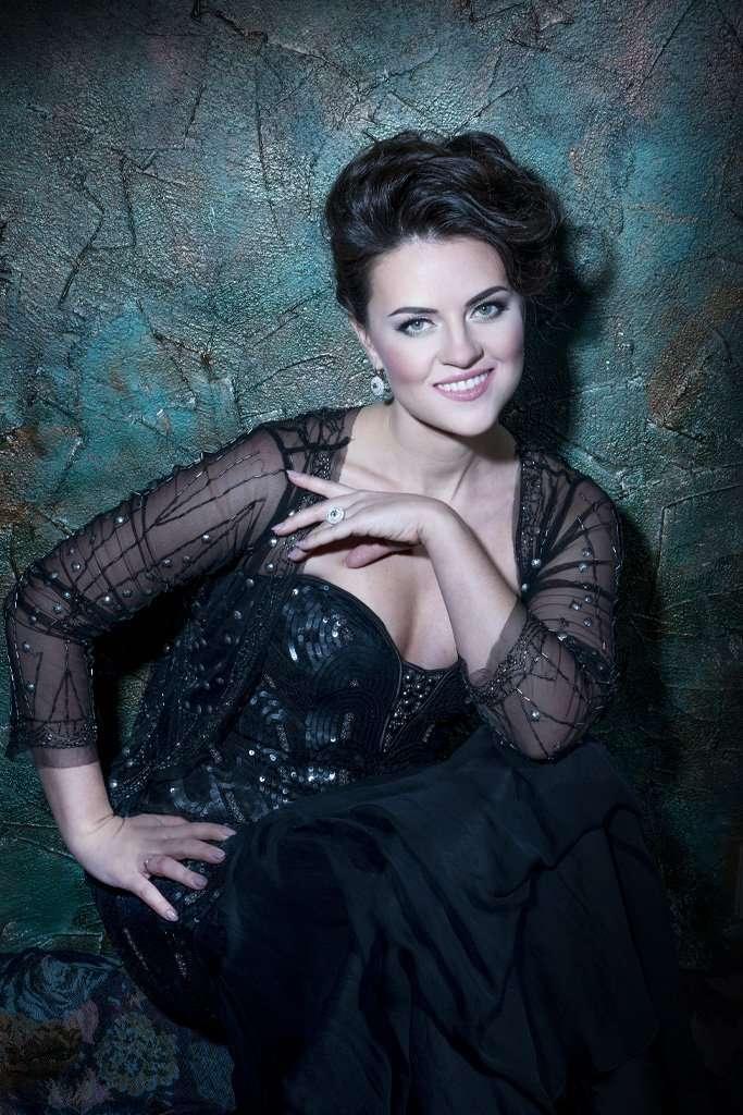 Venera Gimadieva, soprano – Aart Music
